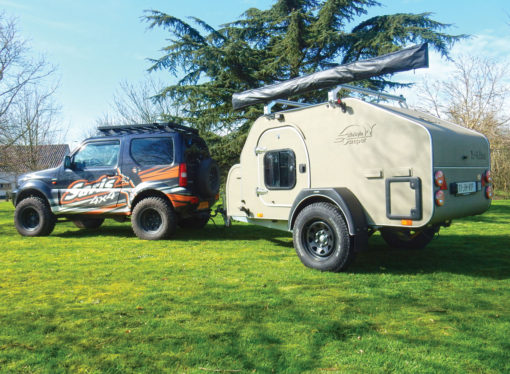 X-Line Offroad Trailer