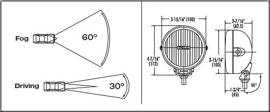 PIAA 510 Series Halogen Lights 4WheelOnline Com