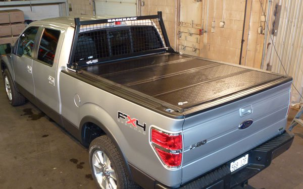 get backrack for your truck