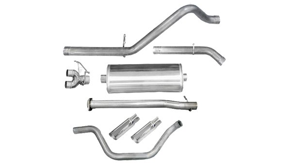 Corsa Performance Exhaust 2007-2008 Chevy/GMC Suburban