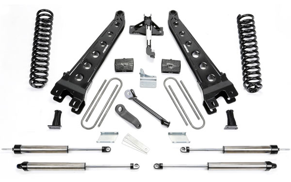 Fabtech 4WD Ford F350 6