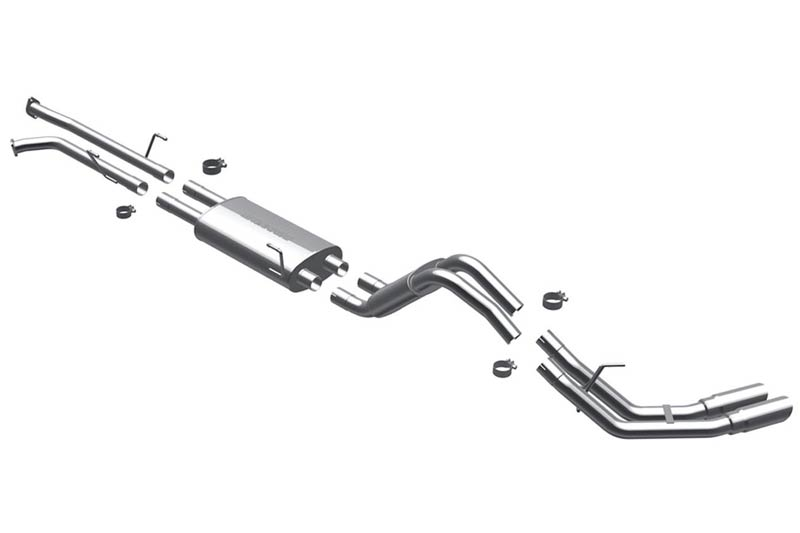 Magnaflow Cat-Back Performance Exhaust Systems for Toyota