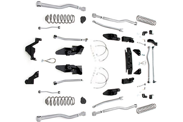 Rubicon Express 3-Link Long Arm Systems for JK Wranglers