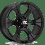 Dick Cepek Wheels Dc Blackout Matte Black 4wheelonline