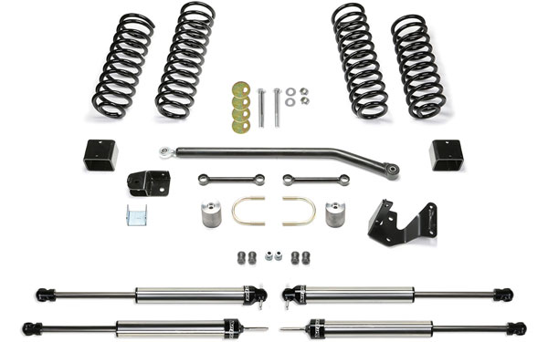 Fabtech Suspension Lifts for Jeep Wrangler JK 2007-2018