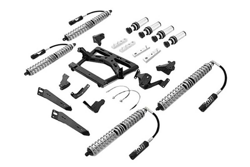 Rubicon Express Extreme-Duty Long Arm for JK Wranglers