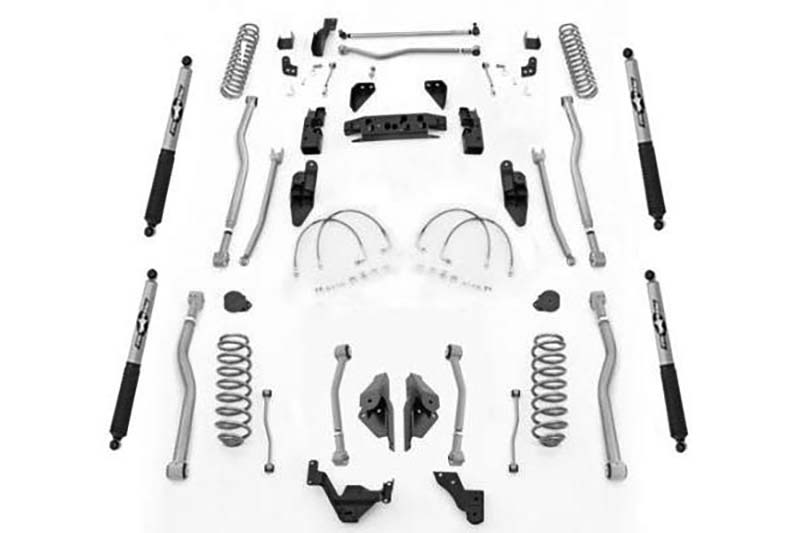 Rubicon Express 4-Link Long Arm Systems for JK Wranglers