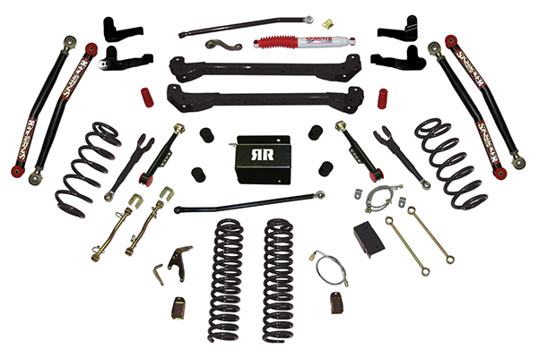 Jeep, Skyjacker 8 inch Suspension Lifts for Jeep Wrangler