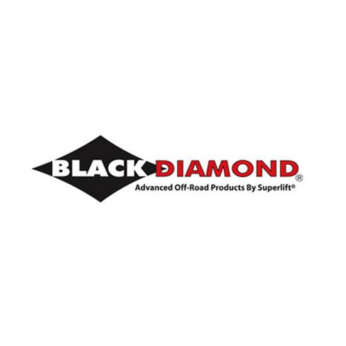 Black Diamond Body Lift Kits for 1987-1996 Jeep Wrangler