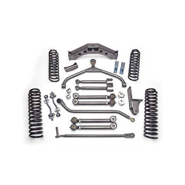 Jeep ZJ Grand Cherokee Suspension System, Full Traction