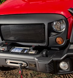 2015 jeep wrangler grille [ 1200 x 800 Pixel ]