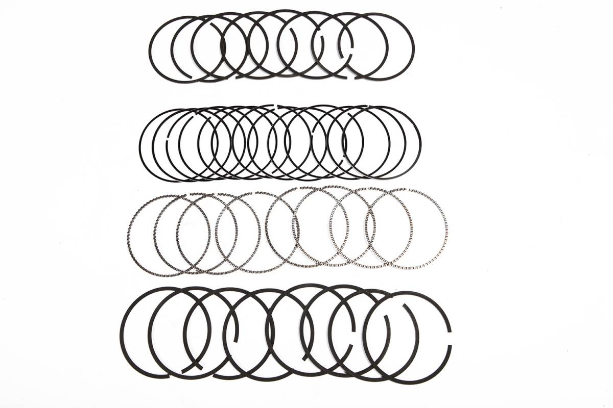 Omix-Ada #17430.48 Piston Ring Set, 0.75mm, Over 4.7L; 99