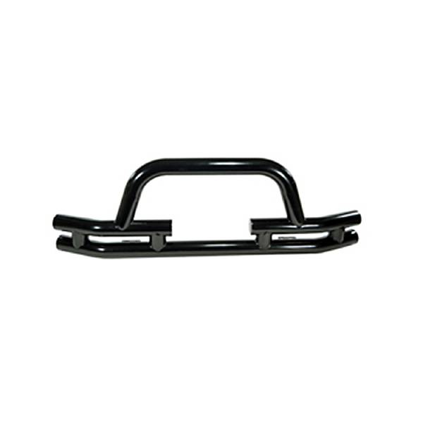 Rugged Ridge #11560.03 Double Tube Front Winch Bumper, 3