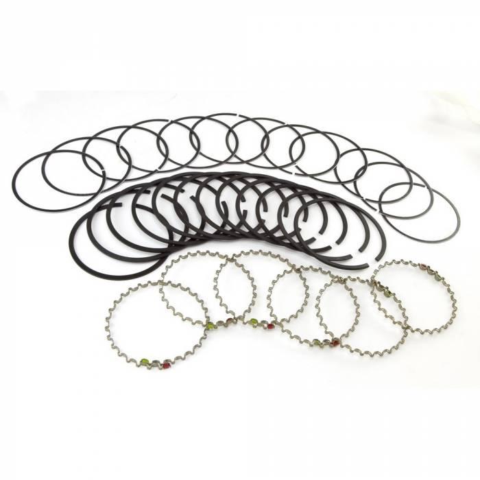 Omix-Ada #17430.07 Piston Ring Set Std, 2.5L/4.0L; 84-93