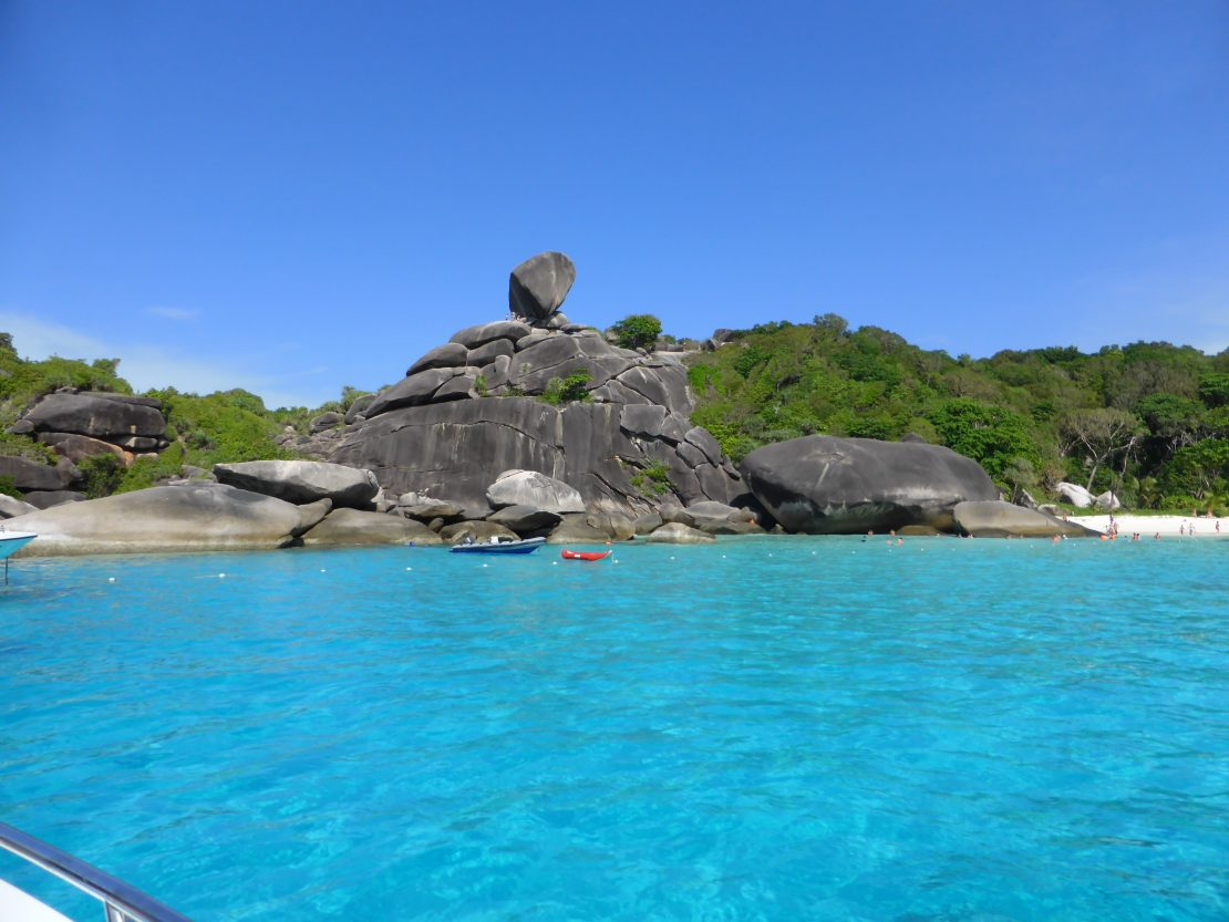 Family Trip Idea: Snorkeling Thailand's Similan Islands