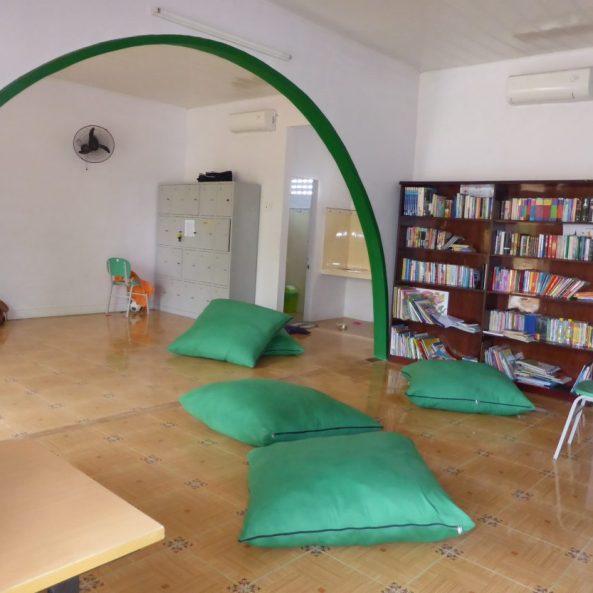 Greenshoots classroom