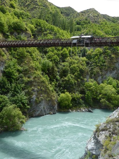 Karawau Bridge New Zealand