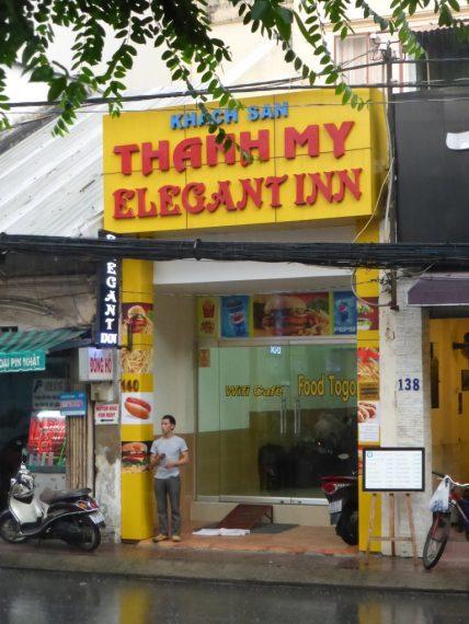 Saigon, Vietnam http://www.elegantinnsaigon.com