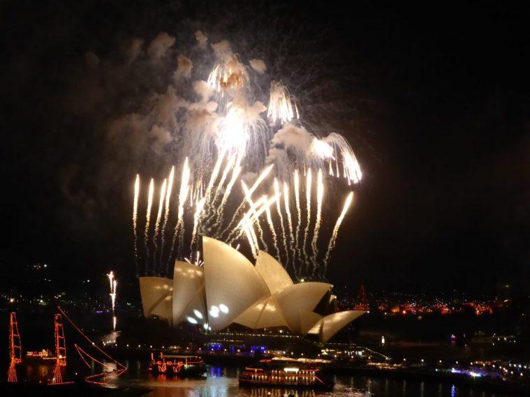 New Years Eve Sydney Opera House