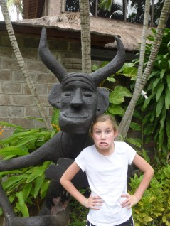 Bali god