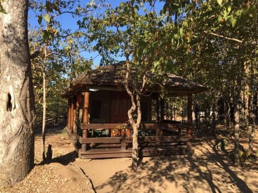 Shindzela tent cabin