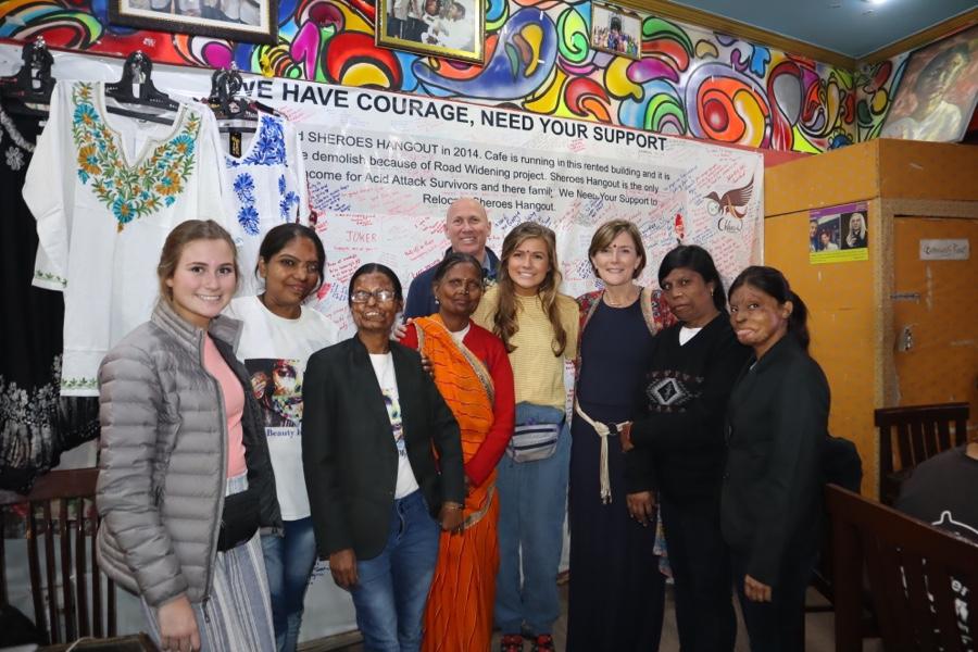 Sheroes Cafe India