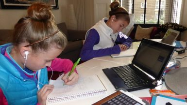 homeschool coronavirus quarantine