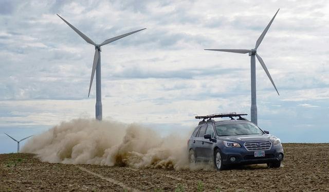 Subaru mit Dieselmotor