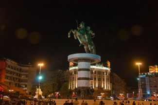 Spomenik Aleksandru Makedonskom