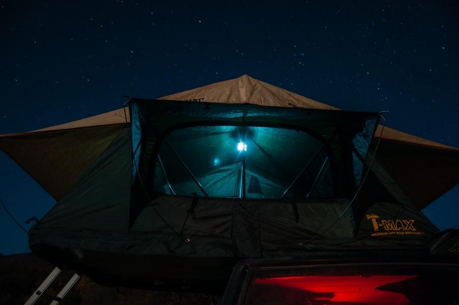 T-Max rooftop tent - zašto je krovni šator bolji?