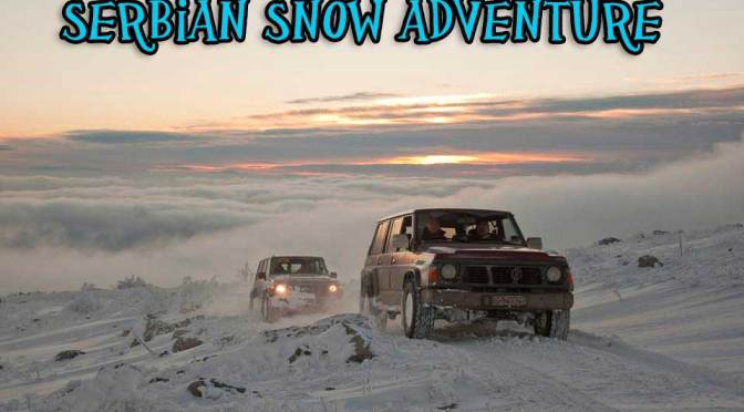 Serbian Snow Adventure