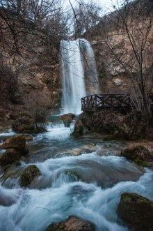 Vodopad Veliki Buk u Lisinama
