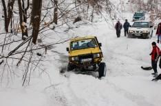 Prelazak Nekudova zimi baš i nije rutinska stvar
