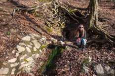 At the Homoljska potajnica spring