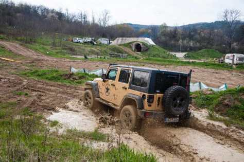 Nomad offroad park - first mud contact in Serbia