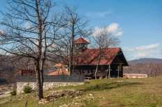 The church of Novi Stjenik monastery