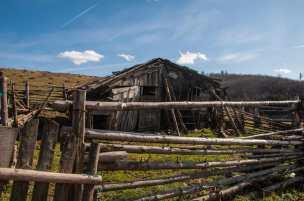 A typical shepperd's hut