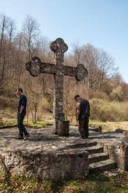 The cross at Vinatovača