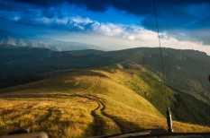 The ridge from Midžor to Babin Zub