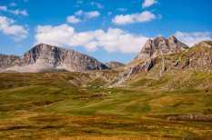 Žurim peaks in the Morača mountains