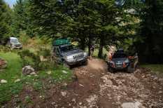 Climbing the Capetanii mountains