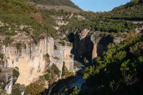 The magnificent Osumi canyon