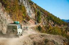 Dusting towards Macedonia