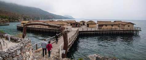 The Zaliv na koskite ethno-museum