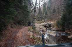 Road through the Arbinje valley