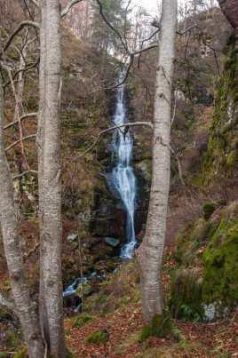 The Pilj waterfall