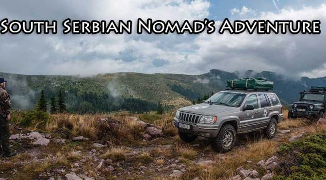 South Serbian Nomad's Adventure
