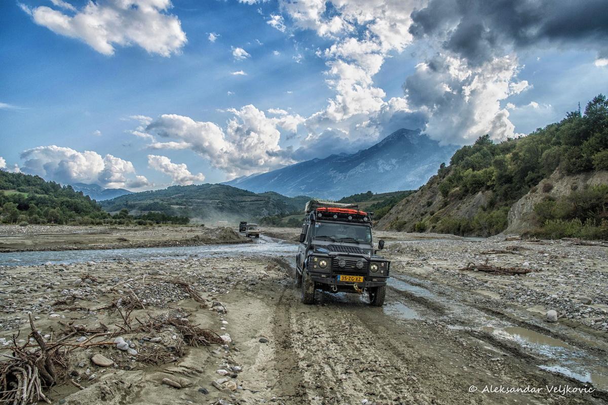 Balkans Wild Tracks 2018 (2 tours)