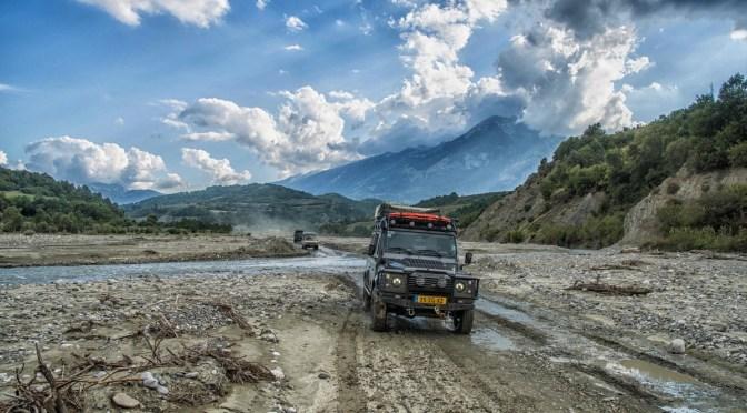 Balkans Wild Tracks 2018 photo album + videos
