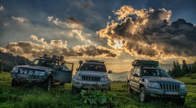 Eastern Serbian Nomad's Adventure 2017